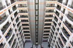 Innenraum des Gebäudes lizenzfreies stockfoto