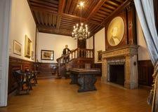 Innenraum des Hauses von Musik Wien, Österreich Lizenzfreie Stockfotografie