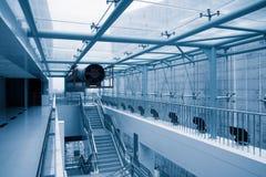 Innenraum des modernen Gebäudes Lizenzfreies Stockfoto