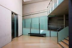Innenraum des Museums Lizenzfreies Stockbild
