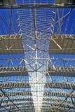 Innenraum des Verbands-Stations-Einkaufszentrums, St. Louis, MO Lizenzfreie Stockfotos