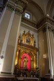 Innenraum einer Kirche in Sevilla 2 Lizenzfreie Stockfotografie