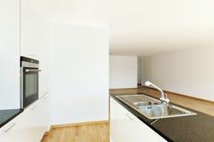 Innenraum, Küche Stockfotografie