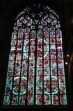 Innenraum von Aachen-Kathedrale, Deutschland Stockfoto