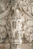 Innenraum von Magdeburgs Kathedrale, Magdeburg, Deutschland lizenzfreies stockbild
