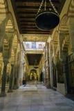 Innenraum von Mezquita-Catedral, UNESCO-Welterbestätte, Cordo Lizenzfreies Stockfoto