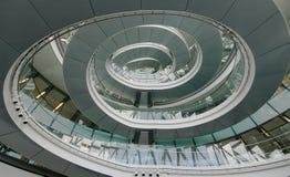 Innenraum von Rathaus London Stockbild