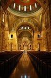 Innenraum von St. Louis Cathed stockfotos