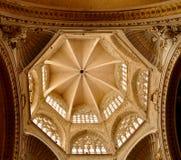 Innenraum von St. Mary Metropolitan Cathedral, Valencia Lizenzfreie Stockfotos