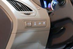 Innenraum von SUV Lizenzfreie Stockfotografie