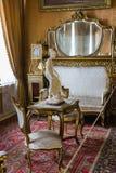 Innenraum von Vladimir Palace Es war der letzte Kaiserpalast zu Stockbilder