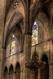 Innenraumserie Santa- Mariadel mar Stockfoto