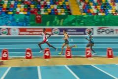 Innenschalen-Meisterschaften in Istanbul - der Türkei Stockbild
