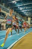 Innenschalen-Meisterschaften in Istanbul - der Türkei Lizenzfreies Stockbild