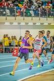 Innenschalen-Meisterschaften in Istanbul - der Türkei Stockfotos