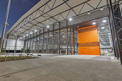Innensportzentrum GC2018 Coomera Lizenzfreies Stockbild