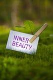 Inner Beauty Stock Photo