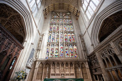 Inner of Christ Church, Oxford Stock Images