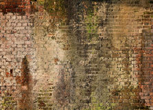 Urban Wall Background Stock Images