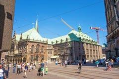 Inner City, Bremen Royalty Free Stock Image