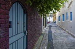 Inner City Downtown Urban Street in Australia Stock Photography