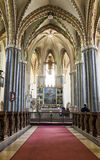 Inner City Parish Church in Budapest Stock Images