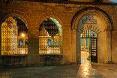 Inner courtyard amd sadivan fountain f Stock Photo