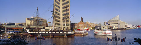 Inner Harbor, Stock Photography