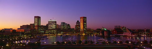 Inner Harbor Royalty Free Stock Images