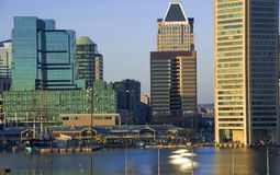 Inner Harbor Stock Images
