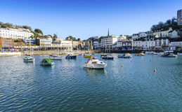 Inner Harbour Torquay Stock Photography