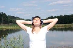 Inner harmony Stock Images