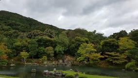 Tenryu-ji temple, Kyoto stock photos
