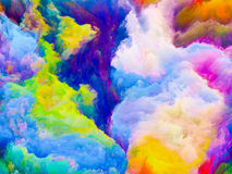 Inner Life of Colors Royalty Free Stock Photo