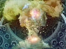 Inner Life of Dream Stock Image