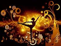Inner Life of Music Stock Image