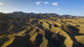 Inner Mongolia mountain Royalty Free Stock Photos