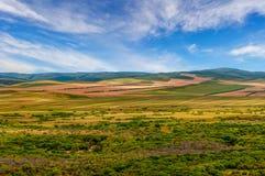 Inner Mongolia prairie landscape image Royalty Free Stock Images