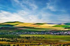 Inner Mongolia prairie landscape image Stock Photography