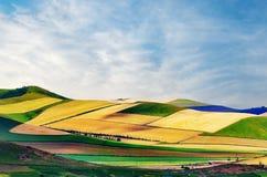 Inner Mongolia prairie landscape image Stock Image