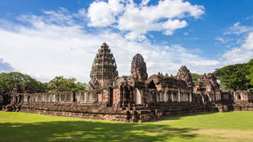 The inner sanctuary of Prasat Hin Phimai, ancient Khmer temple complex or landmark. In Nakhon Ratchasima province, Thailand Stock Image