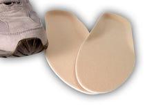 Inner soles Stock Image