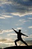 Inner Strength Stock Image
