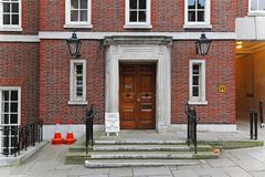 Inner Temple Library Royalty Free Stock Images