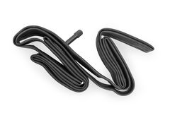 Inner tube for bicycle tire Royalty Free Stock Images