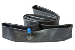 Inner tubes for bicycle Stock Images