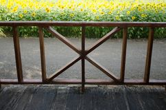 Free Inner View See To Front Porch, Sun Flower Stock Photos - 101994793
