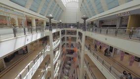 Suria Shopping Mall In Kuala Lumpur Stock Footage - Video of