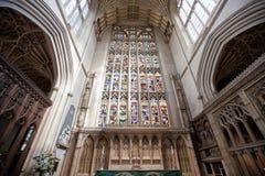 Inner von Christus-Kirche, Oxford stockbilder