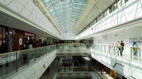 The inner of Wanda shopping mall(Wuhu,anhui) Royalty Free Stock Photo